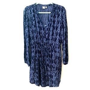 GAP Long-Sleeved Dress